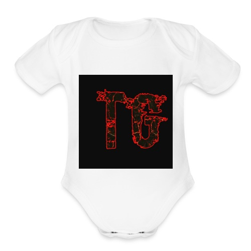 Trigger Gaming - Organic Short Sleeve Baby Bodysuit