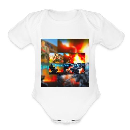 41AE4F02 E727 4E11 AE6E D32163F48E4C - Organic Short Sleeve Baby Bodysuit