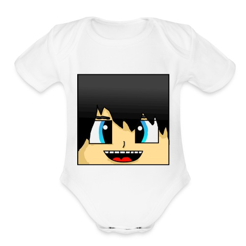 My first product - Organic Short Sleeve Baby Bodysuit