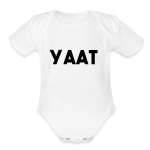 ICEshock YAAT - Short Sleeve Baby Bodysuit