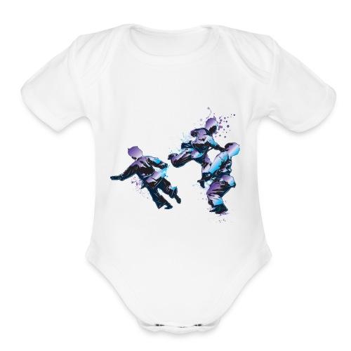 Best Kata T-Shirts, Hoodies... - Organic Short Sleeve Baby Bodysuit
