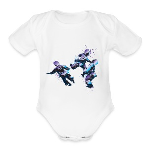 Best Kata T-Shirts, Hoodies... - Short Sleeve Baby Bodysuit