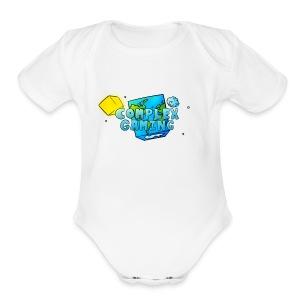 MNmxd8m - Short Sleeve Baby Bodysuit