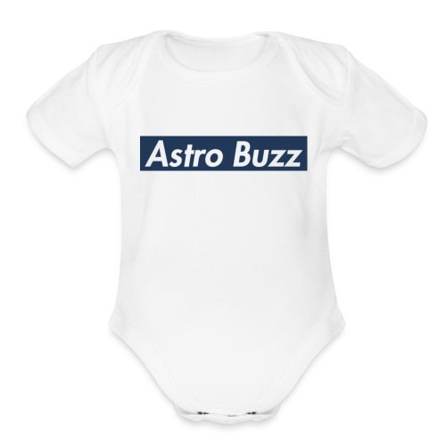 Channel MERCH GET YOURS FOR A LOW PRICE LIMITED ED - Organic Short Sleeve Baby Bodysuit