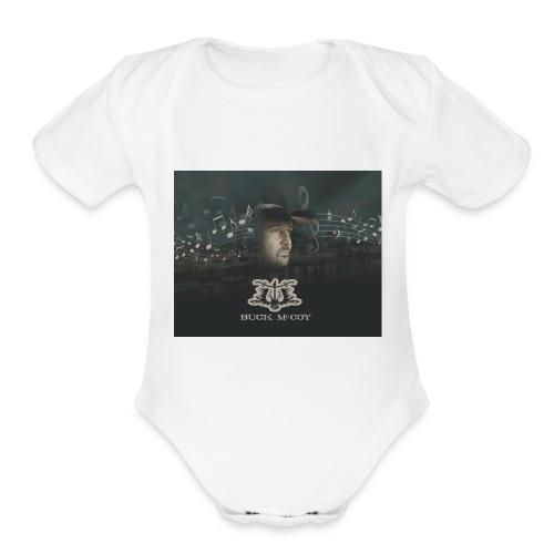 Baby Buck - Organic Short Sleeve Baby Bodysuit