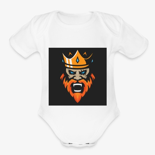 302996768 1014760937 1 - Organic Short Sleeve Baby Bodysuit