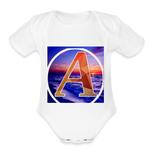 Anakin Frank - Organic Short Sleeve Baby Bodysuit