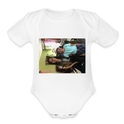 Friends Pack/Sports Pack - Organic Short Sleeve Baby Bodysuit