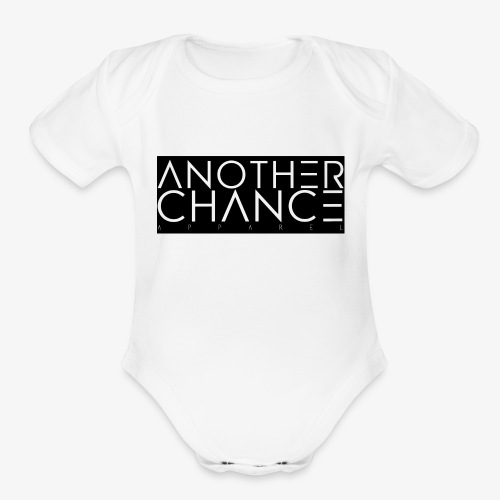 another chance apparel - Organic Short Sleeve Baby Bodysuit