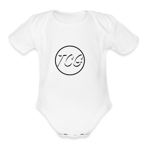 TheCanadianGamer T-Shirt - Organic Short Sleeve Baby Bodysuit