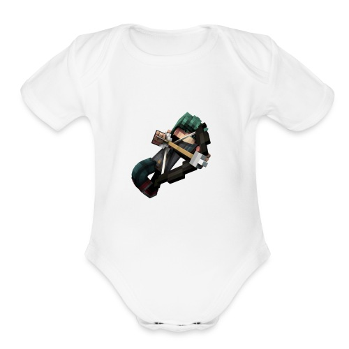 Zinco - Organic Short Sleeve Baby Bodysuit