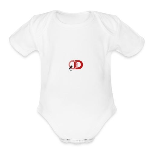 O.D. - Organic Short Sleeve Baby Bodysuit