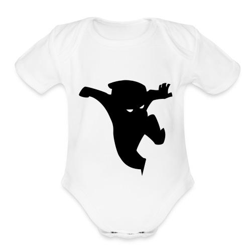 Parkour - Organic Short Sleeve Baby Bodysuit