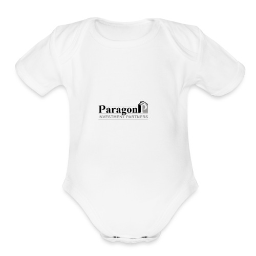 Shop Paragon Investment Partners Apparel - Organic Short Sleeve Baby Bodysuit