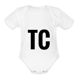 TeeCee - Short Sleeve Baby Bodysuit