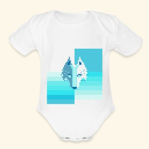 Zechila - Short Sleeve Baby Bodysuit