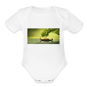 natural pic t shirt - Short Sleeve Baby Bodysuit