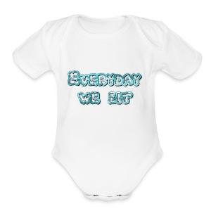 cooltext269683263172276 - Short Sleeve Baby Bodysuit