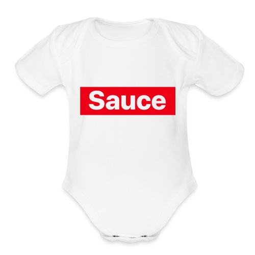 05FD3997 617B 4B0A 8C41 6FC16C372EF6 - Organic Short Sleeve Baby Bodysuit