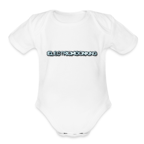 Electric CLASSIC - Organic Short Sleeve Baby Bodysuit