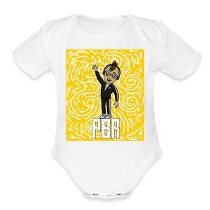 20180204 045818 - Short Sleeve Baby Bodysuit