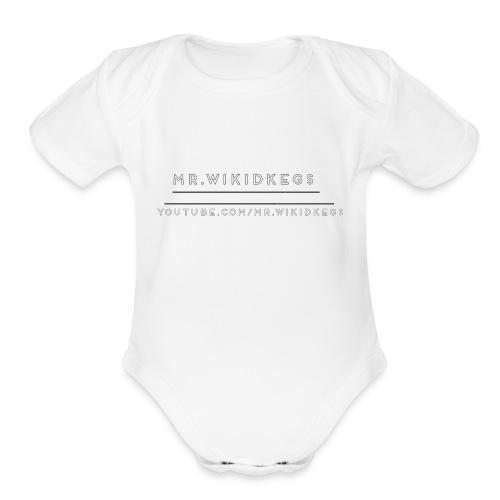 IMG_2244 - Organic Short Sleeve Baby Bodysuit