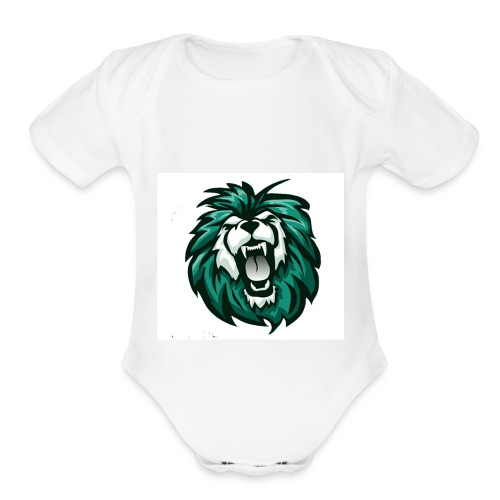 New Shirt For Merchandise - Organic Short Sleeve Baby Bodysuit