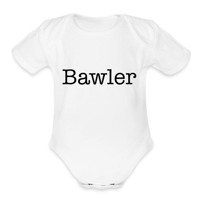 Bawler Baby shower gift