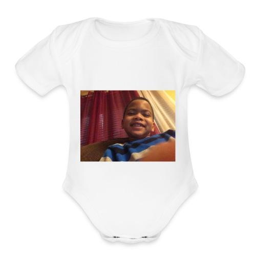 Awesomeness - Organic Short Sleeve Baby Bodysuit