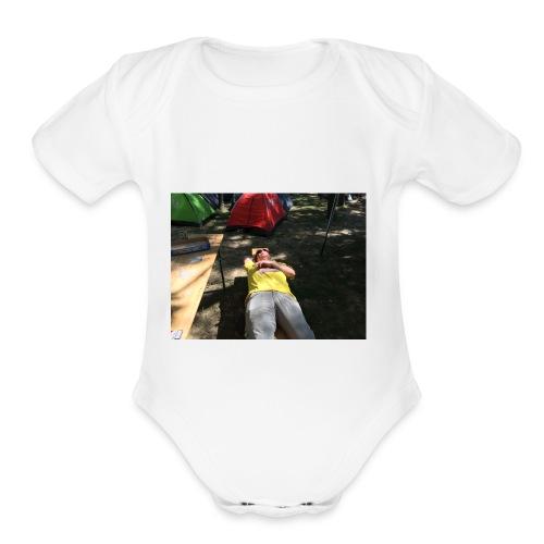 giudo - Organic Short Sleeve Baby Bodysuit