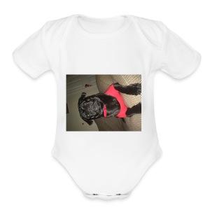 2920AD87 22B1 4B37 9693 327D4DD82777 - Short Sleeve Baby Bodysuit