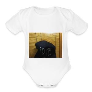 1515761338873826259537 - Short Sleeve Baby Bodysuit