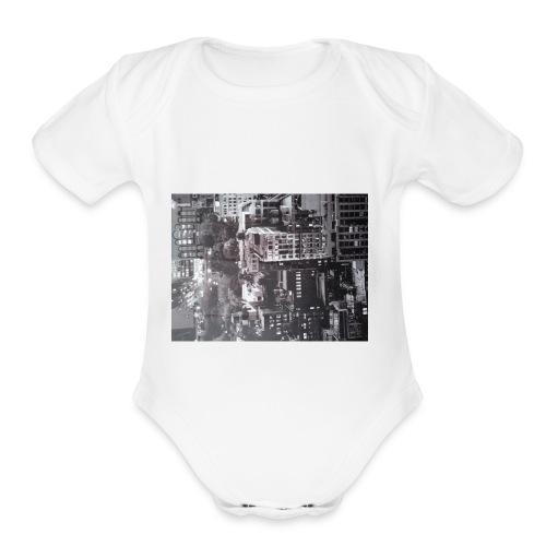 15159574928552068046535 - Organic Short Sleeve Baby Bodysuit