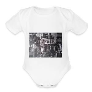 15159574928552068046535 - Short Sleeve Baby Bodysuit