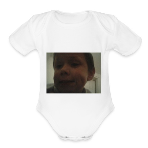 IMG 20180306 002508 Merchant - Organic Short Sleeve Baby Bodysuit