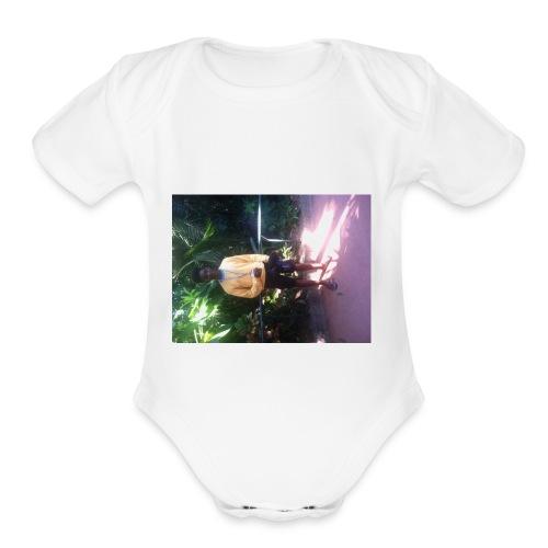 Terrance T-shirts ! - Organic Short Sleeve Baby Bodysuit