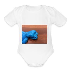 T-shirt - Short Sleeve Baby Bodysuit