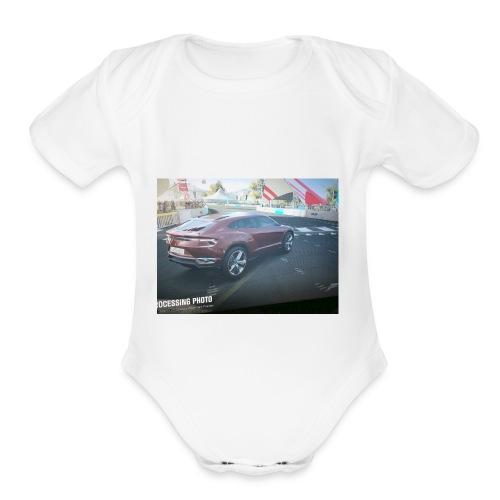 IMG 0060 - Organic Short Sleeve Baby Bodysuit