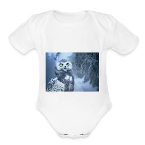 The Owl 2018 - Short Sleeve Baby Bodysuit