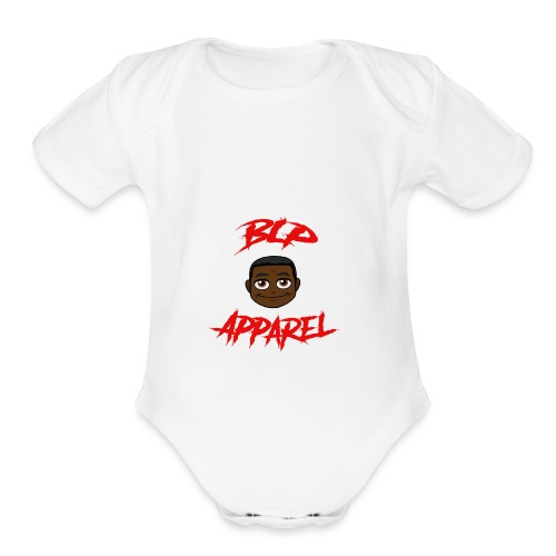 9BE7B767 2EDC 4875 BF01 7790E77D7E60 - Organic Short Sleeve Baby Bodysuit