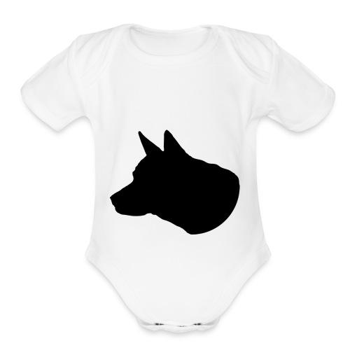 ESPUMA - Organic Short Sleeve Baby Bodysuit