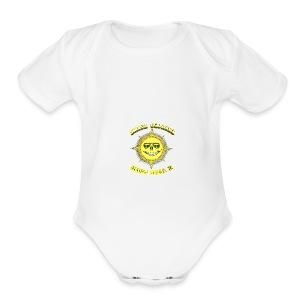 Blake Squared Spring Break '18 - Short Sleeve Baby Bodysuit