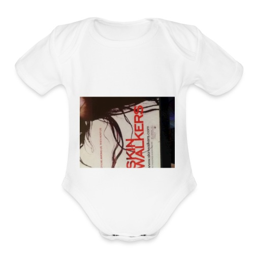 To your dog - Organic Short Sleeve Baby Bodysuit