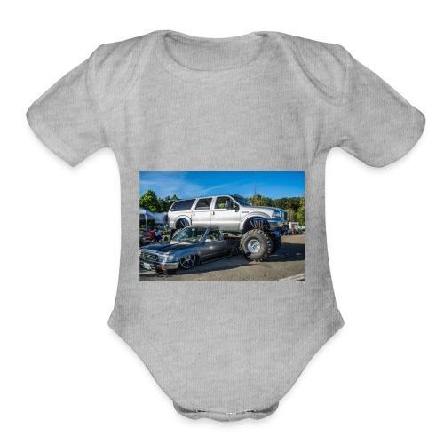 FB IMG 1494137390200 - Organic Short Sleeve Baby Bodysuit