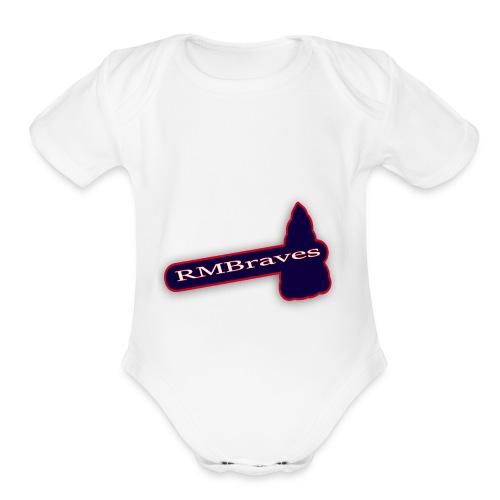 6480x4320 - Organic Short Sleeve Baby Bodysuit