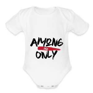 Among the Only - Short Sleeve Baby Bodysuit