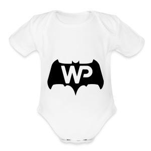 WP Clear - Short Sleeve Baby Bodysuit