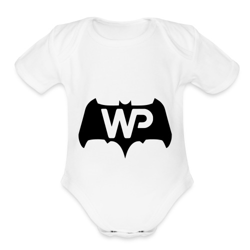 WP Clear - Organic Short Sleeve Baby Bodysuit