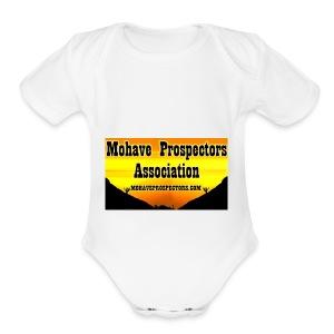 MPA Nametag - Short Sleeve Baby Bodysuit