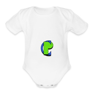 Proto Shirt Simple - Short Sleeve Baby Bodysuit